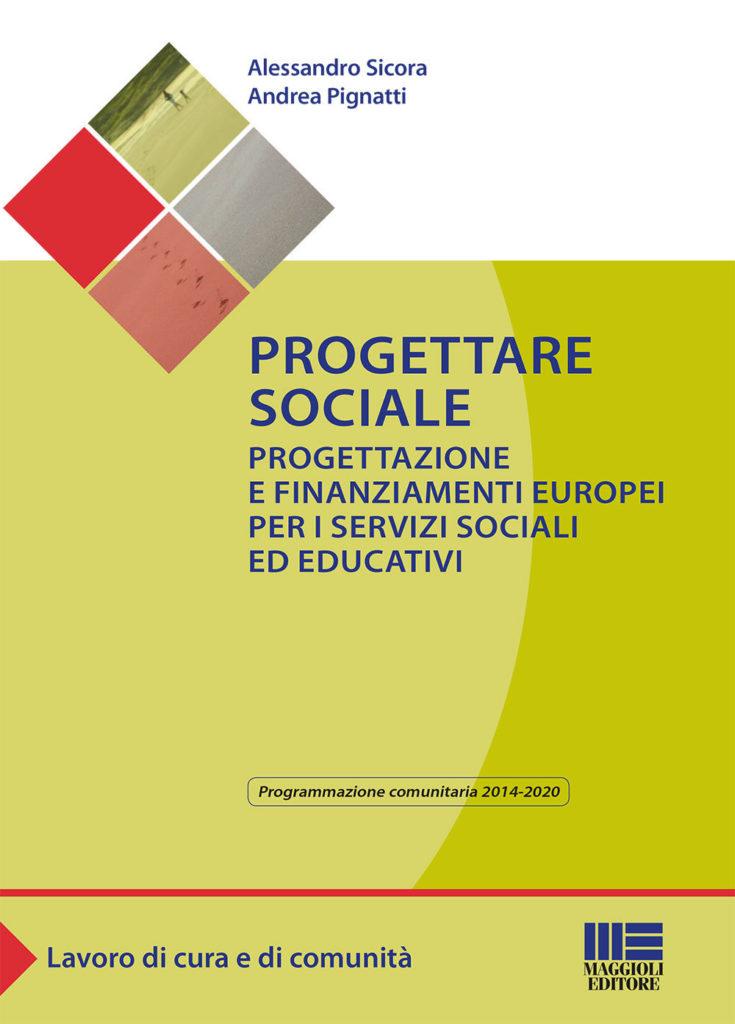 progettare sociale libro