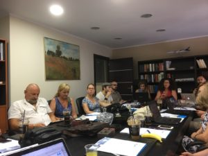 gamify meeting Atene