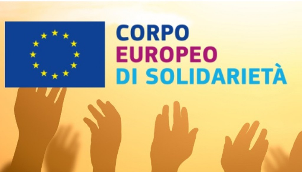 Image result for corpo europeo di solidarietà