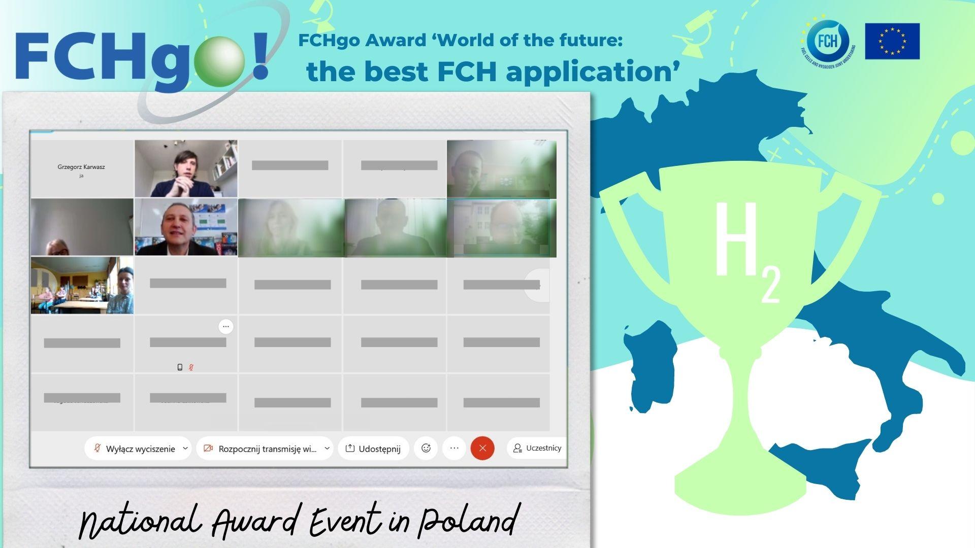 FCHgo AWARD NAE Poland