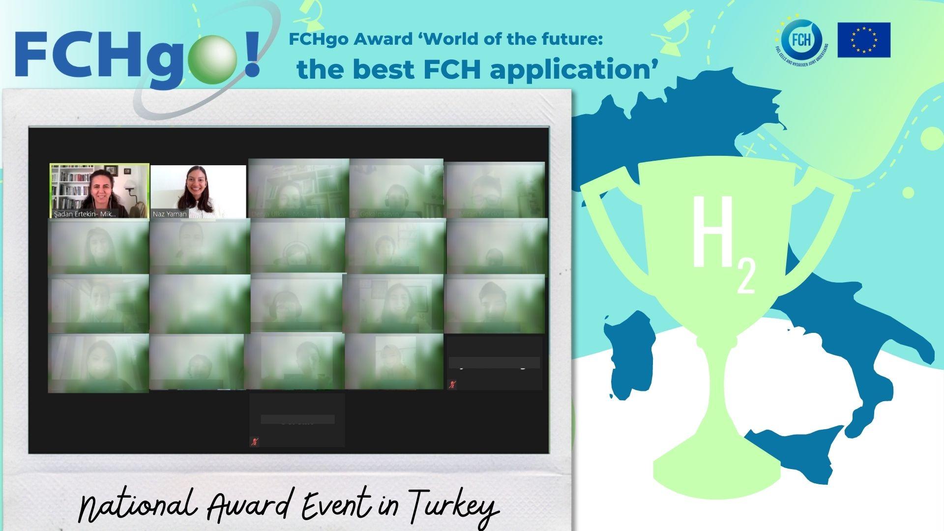 FCHgo AWARD NAE Turkey