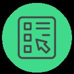 WoGa survey icon